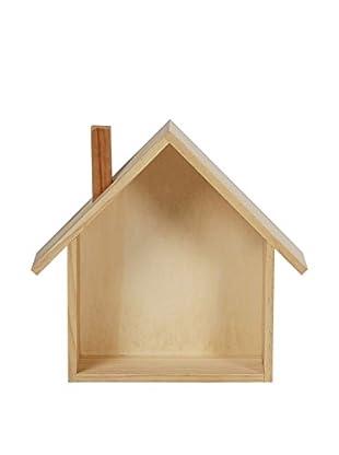 LO+DEMODA Dekoartikel House Wood