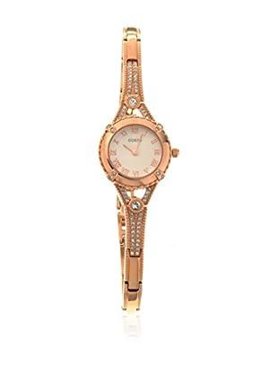 Guess Reloj de cuarzo Woman W0135L3 Dorado