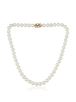 Bentelli Collar 750 Gold Pearls oro bicolor 18 ct / Oro