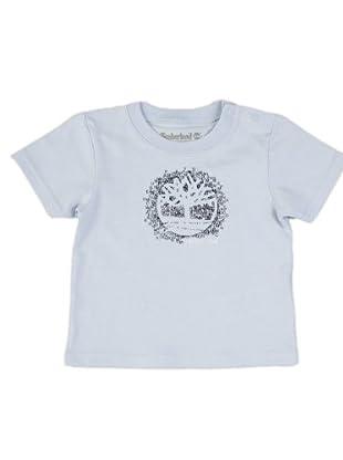 Timberland Kids Camiseta Print (azul celeste)