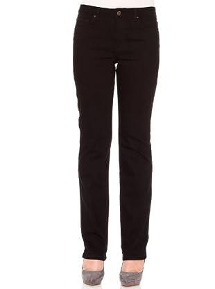 Cortefiel Pantalón Regular (Negro)