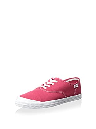 Volley Men's OC W Lowtop Sneaker (Red/White)