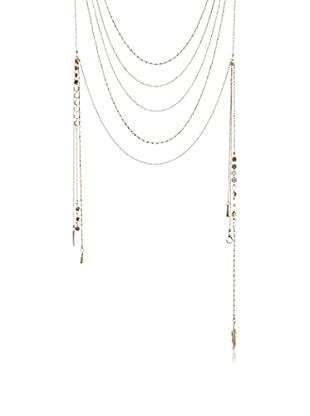 Jules Smith Layered Ball Chain with Charm Necklaces