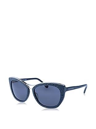 Balenciaga Sonnenbrille BA0032 16 135 90A (57 mm) dunkelblau