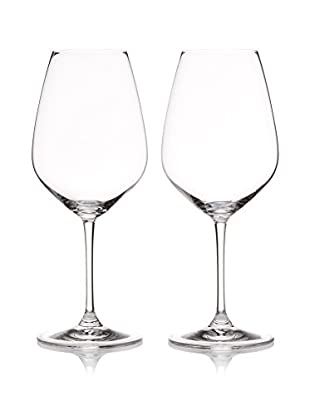 Riedel Set of 2 Syrah-Shiraz 22.25-Oz. Wine Glasses, Clear