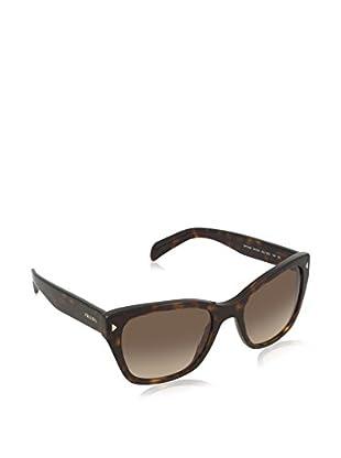 Prada Gafas de Sol 09SSSUN_2AU3D0 (54 mm) Marrón