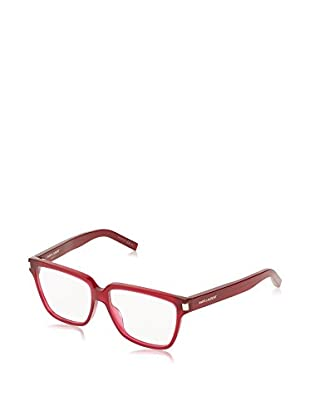 Yves Saint Laurent Montura Sl 74 (55 mm) Rojo