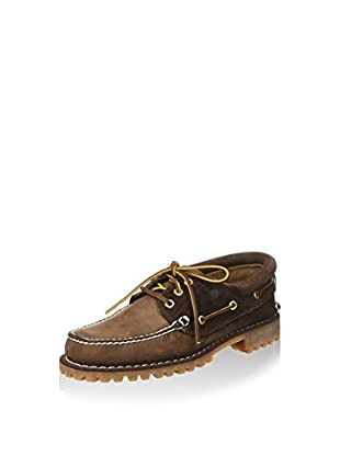 Timberland Mocassino Vela Tfo Classic 3 Eye Lu Potting Soil