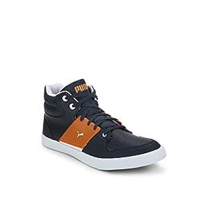 El Ace 2 Mid Pn Dp Navy Blue Sneakers