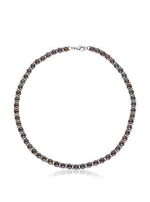 Senseo Pearls Halskette  Sterling-Silber 925