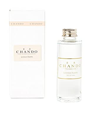 CHANDO Fantasy Collection 3.4-Oz. Lovely Poppy Diffuser Oil Refill