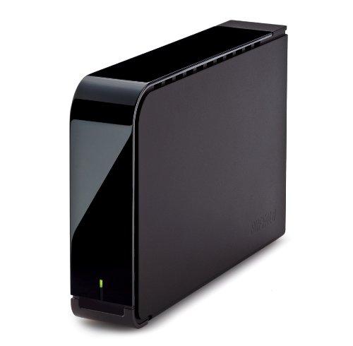 BUFFALO USB3.0 外付けハードディスク 【Wii U動作確認済み】 PC/家電対応 1TB HD-LB1.0TU3/N [フラストレーションフリーパッケージ(FFP)]