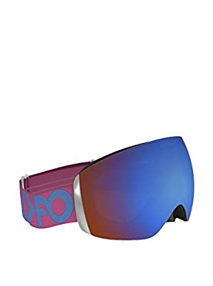 OAKLEY Skibrille OO7064-10 rosa/blau