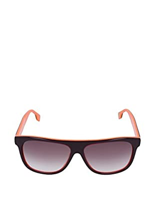 Hugo Boss Sonnenbrille BO-0064/S-DCE schwarz/orange