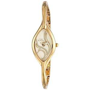 Titan Raga Gold Tone Watch