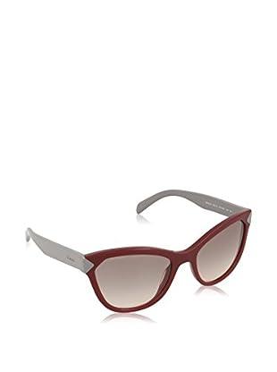 Prada Gafas de Sol 21SSSUN_USH4K0 (56 mm) Rojo