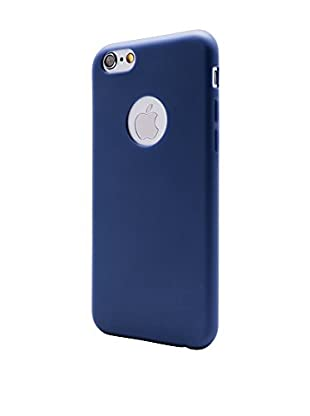UNOTEC Funda Second Skin iPhone 7 Azul