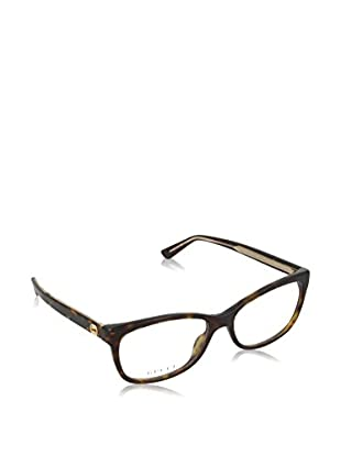 Gucci Gestell 3822KCL54 (54 mm) havanna