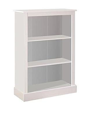 13casa Librería Ille A4 Blanco 115 x 79 x 30