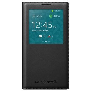 S-View Flip Cover Case for Samsung Galaxy Note 3