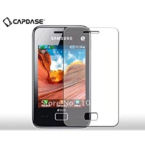 Capdase Aris Screen Protector for Samsung Star 3 Duos GT - S5222