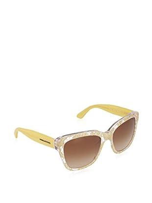 Dolce & Gabbana Gafas de Sol 4226 285113 (56 mm) Dorado