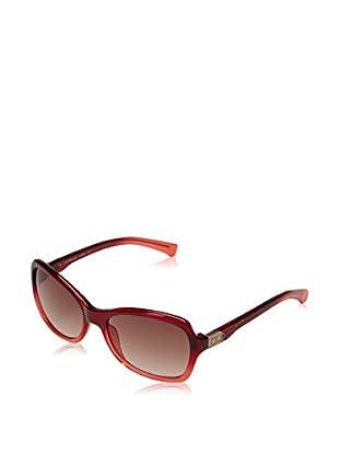 Calvin Klein Jeans Sonnenbrille 708S_608 (58 mm) rot