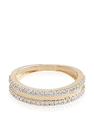 PARIS VENDÔME Ring Doble Diamants