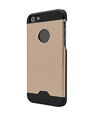Unotec Hülle Metal iPhone 5 / 5S goldfarben