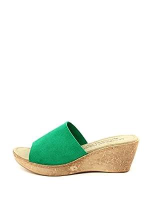 La Comoda Sandalias Sara (Verde)