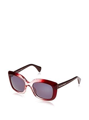 Alexander McQueen Sonnenbrille AMQ4235/S (53 mm) bordeaux