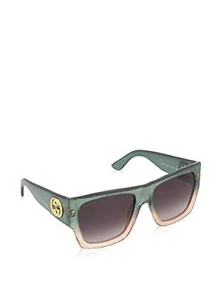 GUCCI Sonnenbrille 3817/S N6 RMQ (63 mm) (55 mm) grün