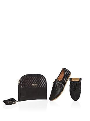 Rollbab Sneaker Bendis Platin Spotty