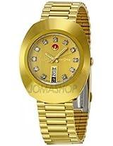 Rado Original Jubile Gold Automatic Watch R12413493