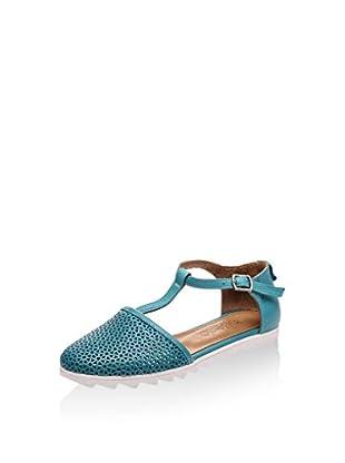 Bueno Sandale Sandal hellblau EU 38