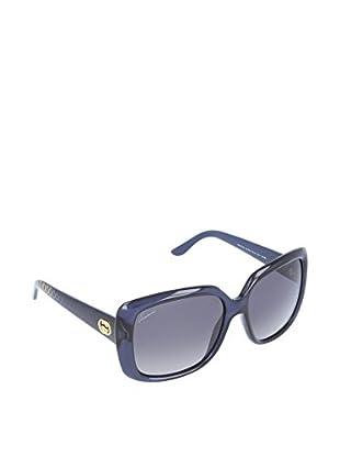 Gucci Sonnenbrille 3574/SWJW7X blau 56 mm