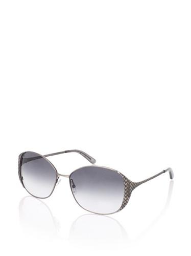 Bottega Veneta Women's BV146/S Sunglasses (Semi Antique Silver)