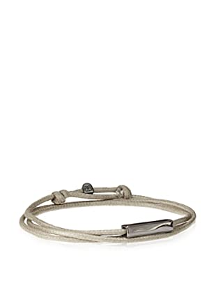 Griffin Grey Gunmetal Stillwell Convertible Triple Wrap Bracelet