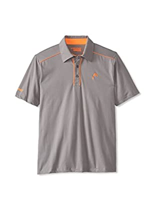 HEAD Men's Clean Cut Polo (Light Ash)