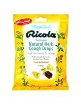 Ricola Ricola Cough Suppressant Throat Drops 21 ct