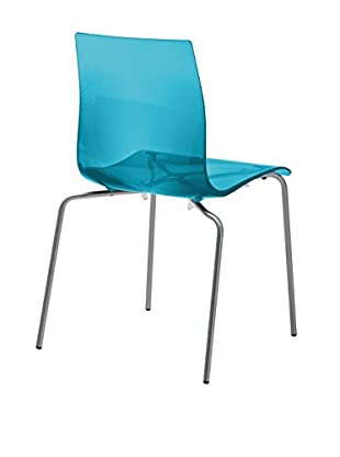 Domitalia Gel B Chair, Turquoise