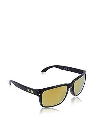 Oakley Sonnenbrille Holbrook Mod. 9102 910201 schwarz 55 mm
