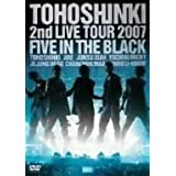 2nd LIVE TOUR 2007 ~Five in the Black~�q�������Ձr [DVD]����_�N�ɂ��
