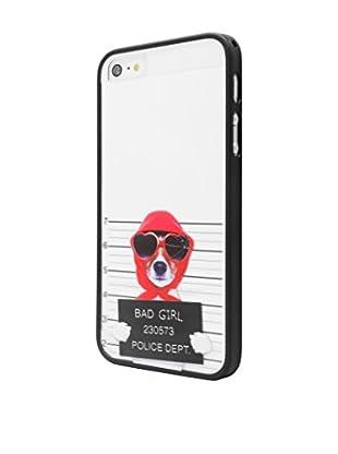 Unotec Hülle Bad Girl iPhone 5 / 5S schwarz