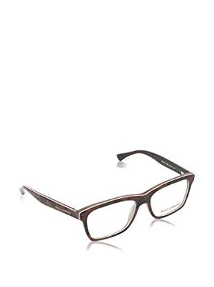 Dolce & Gabbana Montura 3235 2952 (55 mm) Rojo / Marrón