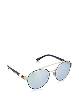 Bulgari Gafas de Sol 6085B_20206J (55 mm) Azul / Dorado