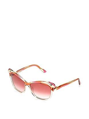 Pucci Sonnenbrille EP712S (58 mm) bordeaux