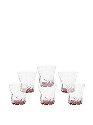 Tognana 6 er Set Gläser