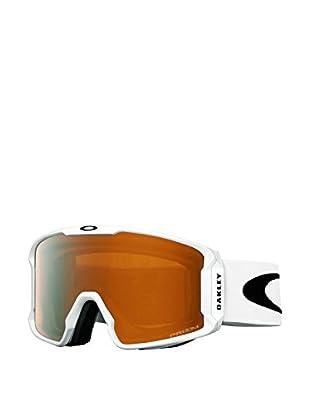OAKLEY Máscara de Esquí Lineminer Blanco
