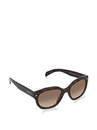 Prada Gafas de Sol 12SSSUN_2AU3D0 (53 mm) Marrón